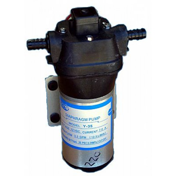DIAPHRAGM PUMP 12.6 L/MIN  WTDP35