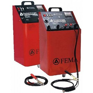 FEMA BATTERY CHARGER / STARTER, 75Amp  WTBC420
